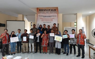 Mahasiswa SI Juara Umum Kompetisi Business Model Canvas (BMC)