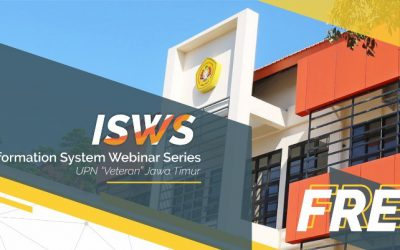 Information System Webinar Series (ISWS)