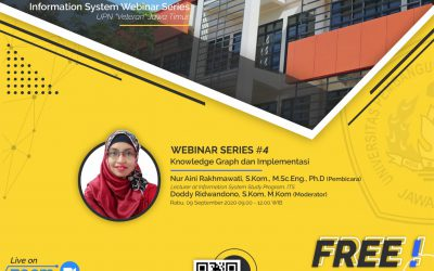 Webinar Series #4 : Knowledge Graph dan Implementasi