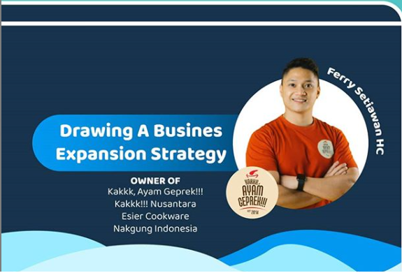Seminar Kewirausahaan : How to Become a Young Entrepreneur